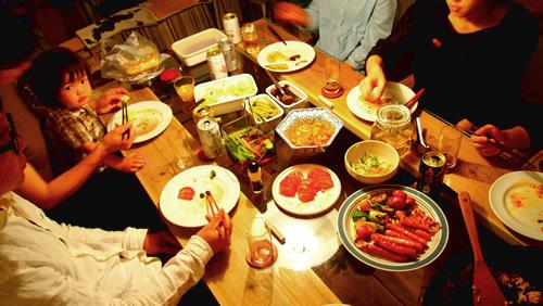 6/30  季節の食卓 toki no syokutaku _b0207676_22462237.jpg