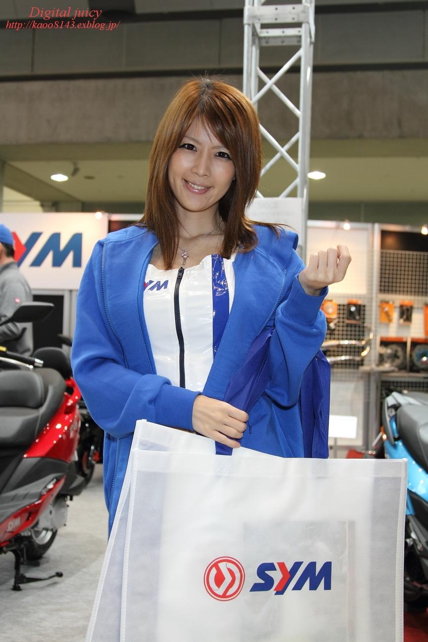 三咲舞花 さん(株式会社エムズ商会(SYM) ブース)_c0216181_18545324.jpg