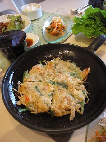 6月の韓国料理教室_b0189489_22443241.jpg