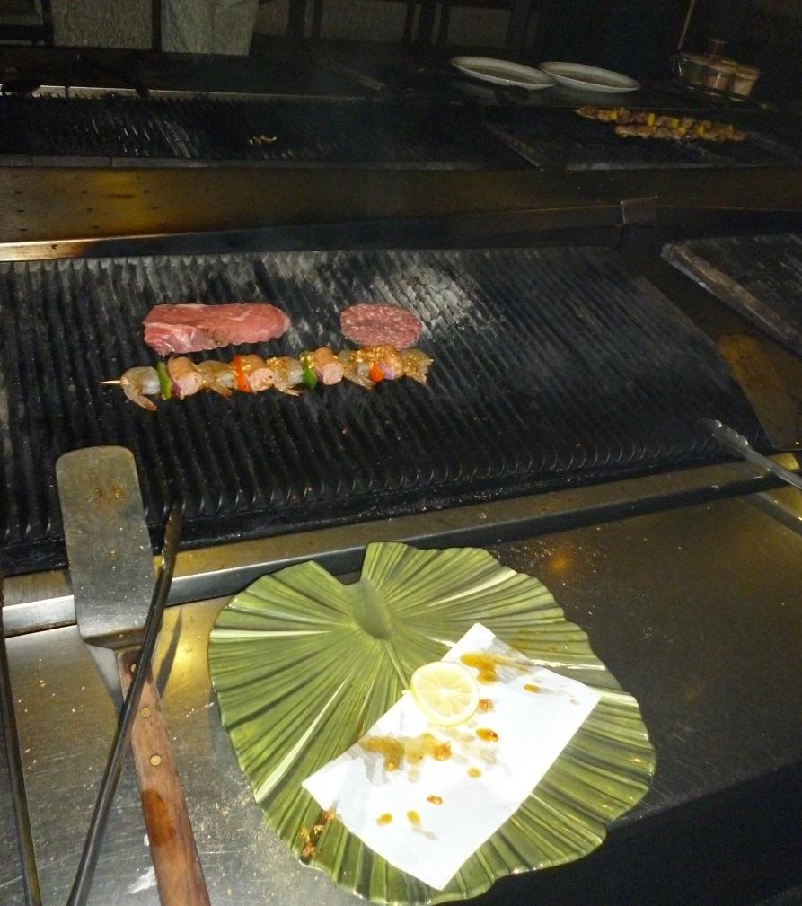2011~12HAWAIIカウントダウン旅行記~最後の晩餐ショアバード~_f0011498_10373265.jpg