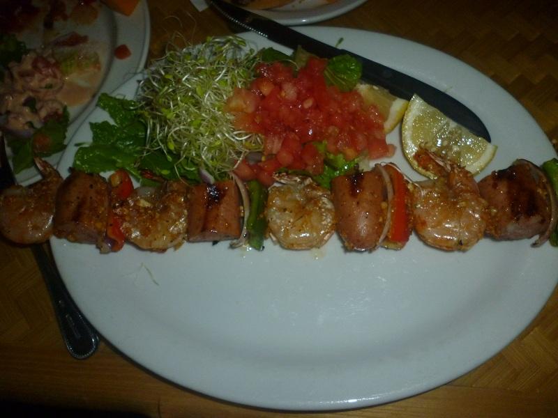2011~12HAWAIIカウントダウン旅行記~最後の晩餐ショアバード~_f0011498_103906.jpg