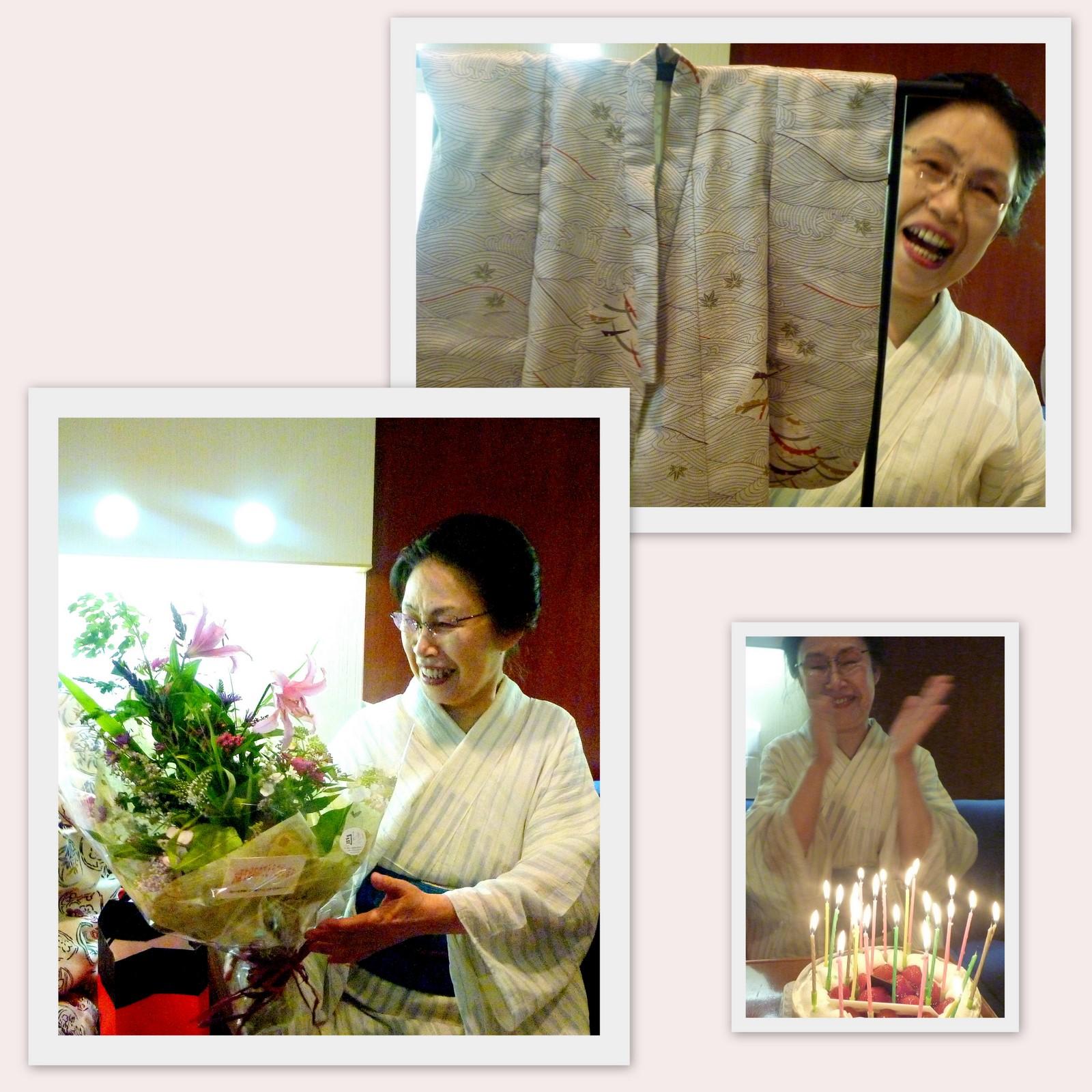 笹島先生のお誕生日!_f0205317_2333751.jpg