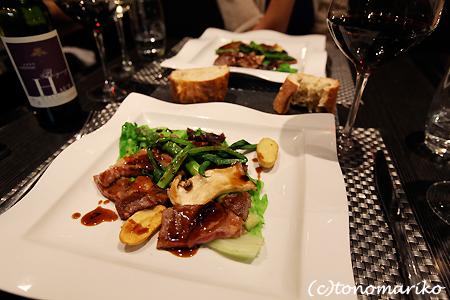大好きな鉄板焼きレストラン_c0024345_17333242.jpg
