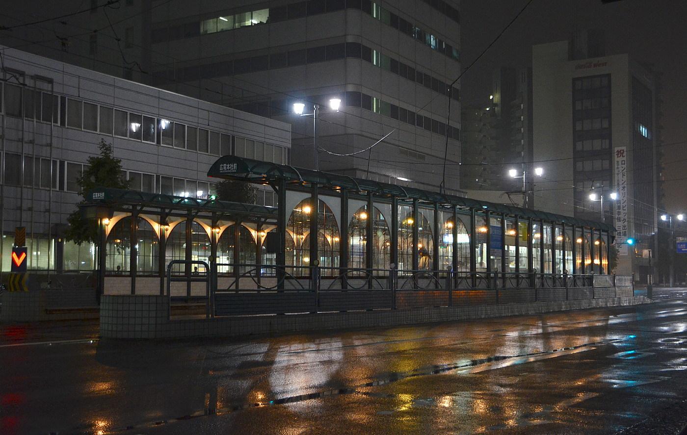 広電電車レストラン設置工事_a0251146_045414.jpg