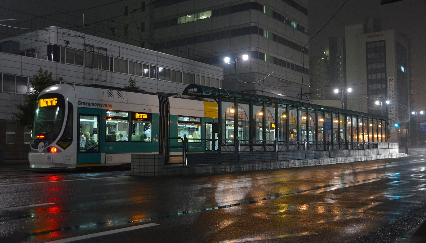 広電電車レストラン設置工事_a0251146_045538.jpg