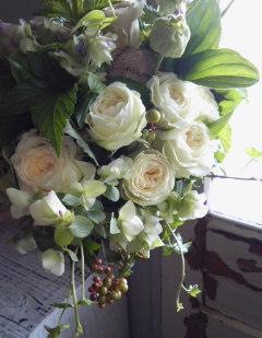 Wedding  Bouquet !_a0229658_17434231.jpg