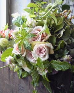 Wedding  Bouquet !_a0229658_18251848.jpg