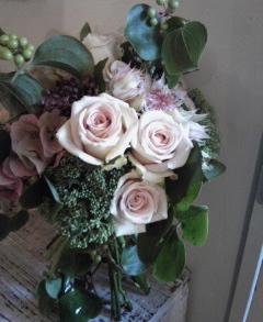 Wedding  Bouquet !_a0229658_18273118.jpg