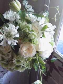 Wedding  Bouquet !_a0229658_1827878.jpg