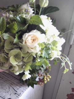 Wedding  Bouquet !_a0229658_18292143.jpg