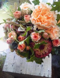 Wedding  Bouquet !_a0229658_1830161.jpg