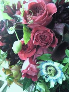 Wedding  Bouquet !_a0229658_18449100.jpg