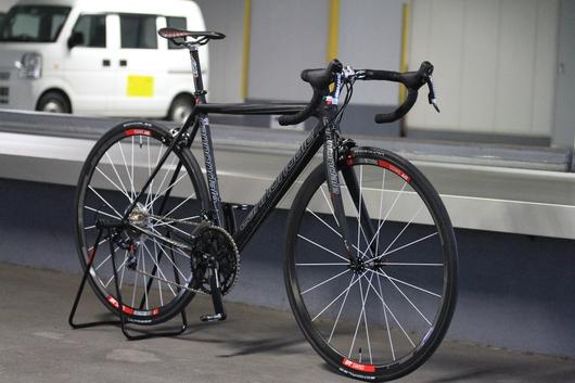 自転車の 自転車 初心者マーク : 買わせてみました。すっごく ...