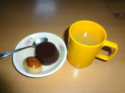 7/1喫茶で水ようかん_a0154110_9334593.jpg