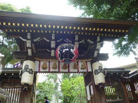 櫛田神社(^^)_b0228113_1832857.jpg