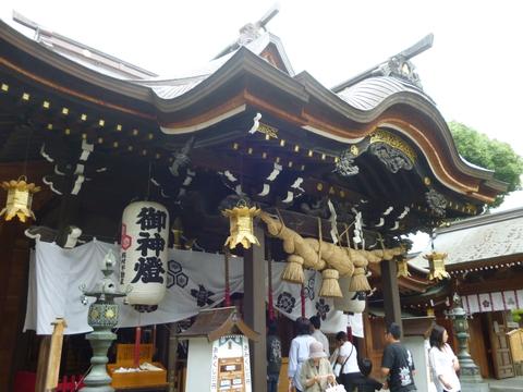 櫛田神社(^^)_b0228113_18344638.jpg