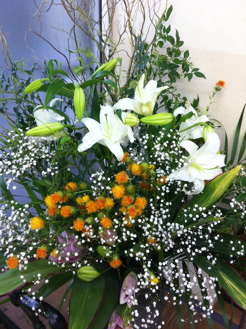 今週のお花とセール情報_a0200423_19243955.jpg