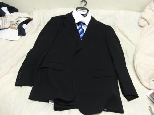 スーツだ! 証明写真だ!!_f0186726_22412083.jpg