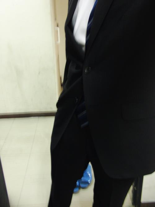 スーツだ! 証明写真だ!!_f0186726_22441187.jpg