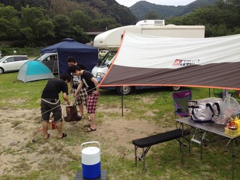キャンプ部_d0085634_14441385.jpg