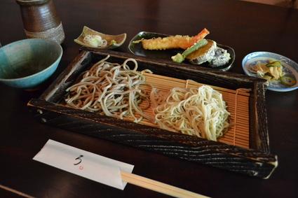蕎麦と料理 ろ 2012_e0228938_20452173.jpg