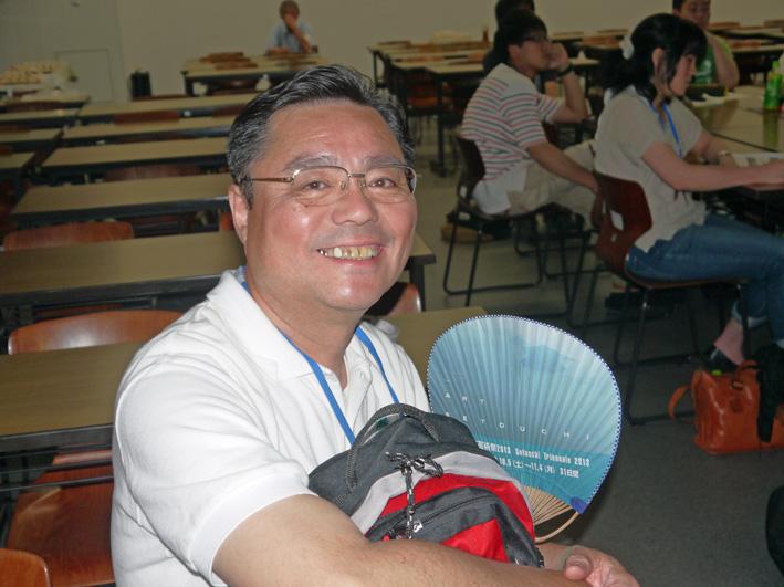「樹庵」社長の小林正美さんと6年ぶりに再会(12・6・30)_c0014967_1848473.jpg