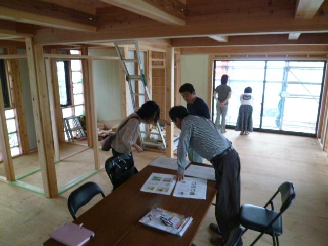 ki-bako 構造見学会 終了_d0087595_952644.jpg