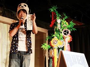 「しろくまカフェ トークショーinナムコ・ナンジャタウン」_e0025035_112133.jpg