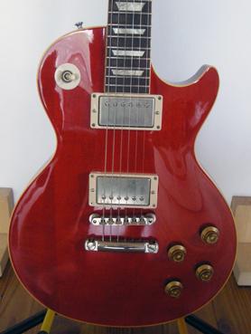 レスポールが重た過ぎたんだろ!【Gibson Les Paul 特集】_c0123295_1859595.jpg