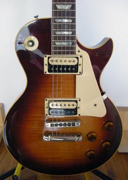 レスポールが重た過ぎたんだろ!【Gibson Les Paul 特集】_c0123295_193509.jpg
