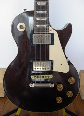 レスポールが重た過ぎたんだろ!【Gibson Les Paul 特集】_c0123295_1993915.jpg