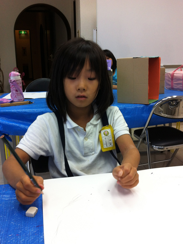 掃除機描こう!水彩画 あべの教室_f0215199_0122357.jpg