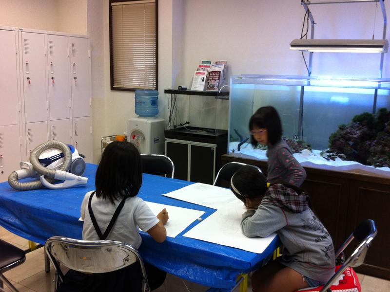 掃除機描こう!水彩画 あべの教室_f0215199_0155877.jpg