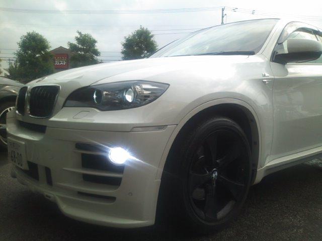 BMW X6 ハーマン仕様入庫(^^) HAMANN_b0127002_15363246.jpg