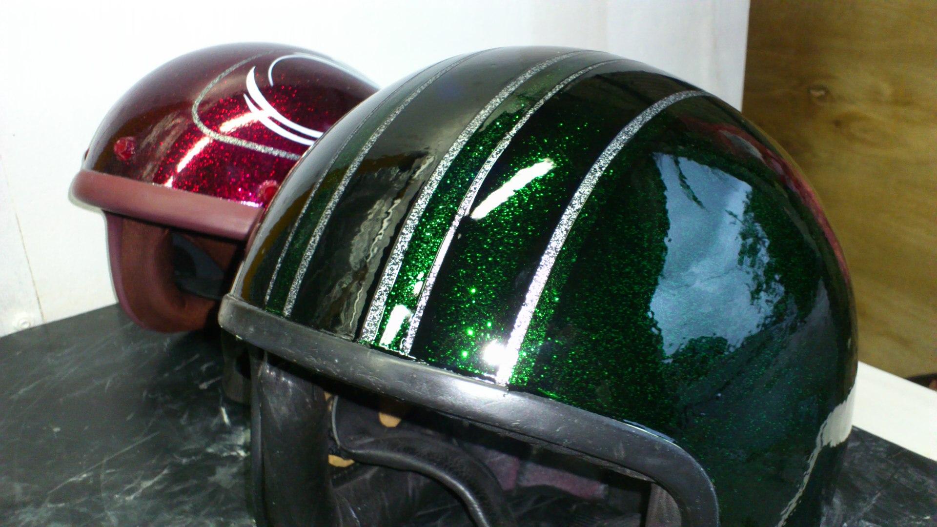 ヴィンテージヘルメット!?_e0269313_19424612.jpg