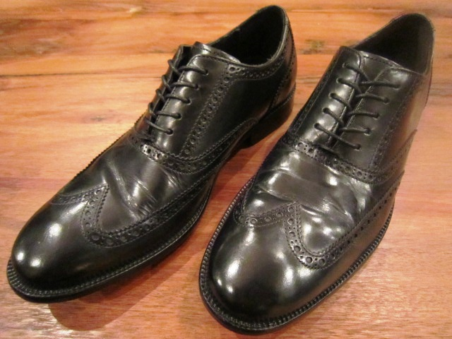 "Used SHOES ""WING TIP\"" ご紹介_f0191324_10193876.jpg"