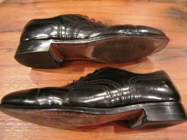 "Used SHOES ""WING TIP\"" ご紹介_f0191324_10203117.jpg"