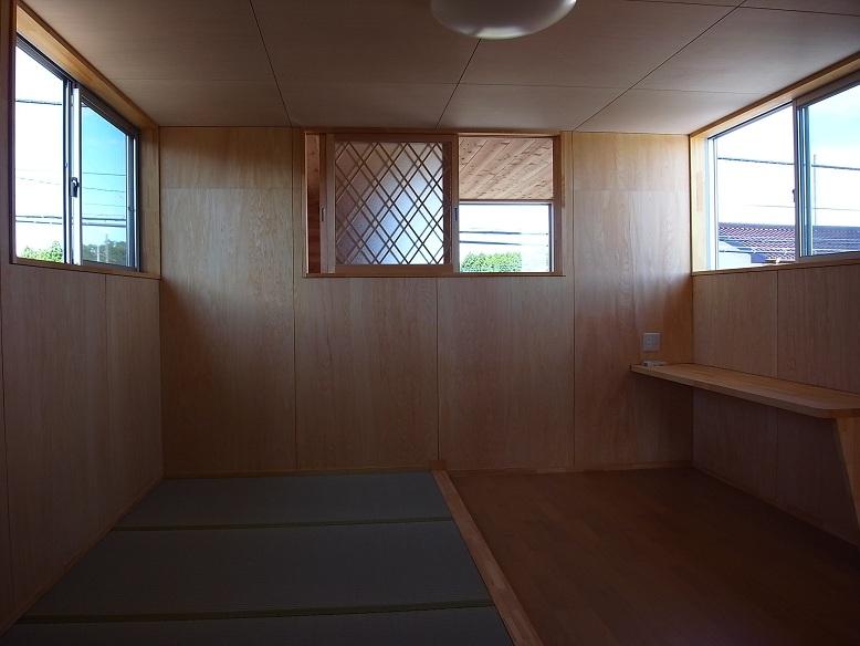 Kさんオートガレージ完成・引渡し 2012/7/3_a0039934_1729541.jpg