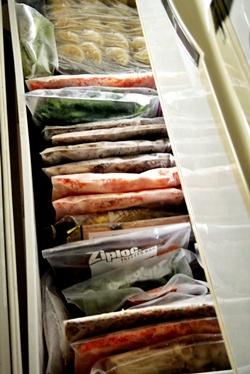冷凍食品の収納の仕方_b0048834_14235767.jpg