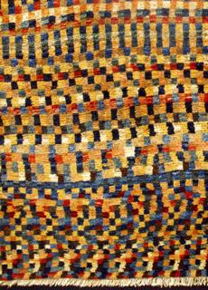 イラン絨毯 ガベ展 ー市松文様を中心にー_a0279848_20184945.jpg