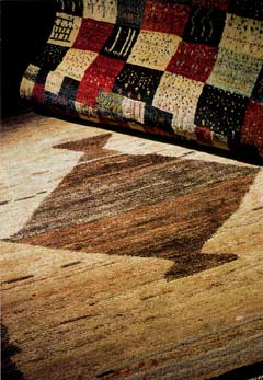 -開店15周年記念 企画- イラン絨毯-ガベ展 _a0279848_20334014.jpg