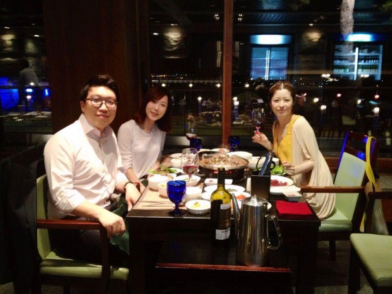 韓国最後の夜 ✩ プルコギディナー_c0151965_166310.jpg