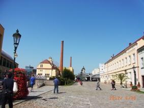 Czech Republic ピルスナービール発祥の地ピルゼン_e0195766_6192145.jpg