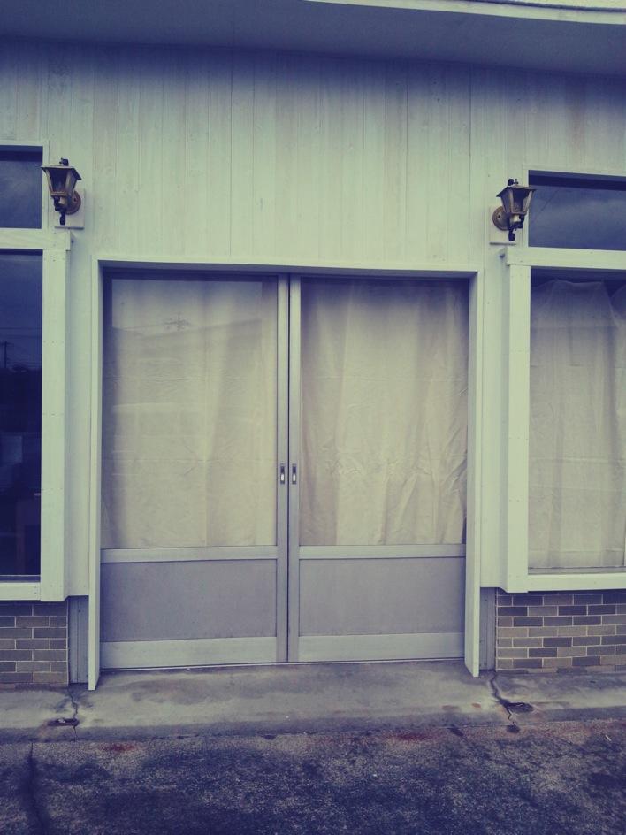 カーテン取り付けと壁のお掃除追加_c0246783_2132185.jpg