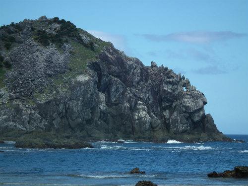 久しぶりの「ライオン岩」全身像_e0028387_904147.jpg