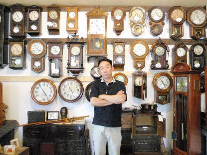 蕎麦屋の古時計_e0077899_10492459.jpg