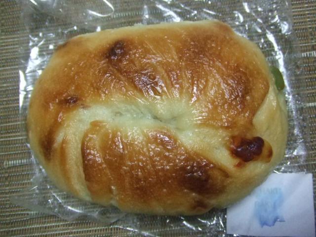 白楽ベーグル 枝豆&チーズ_f0076001_2335082.jpg