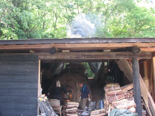 6月に窯を焚きました。_e0197011_23204175.jpg