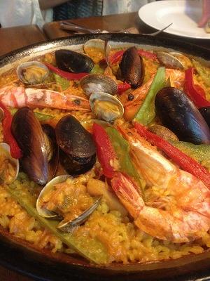 スペイン料理♪_f0116812_1793295.jpg