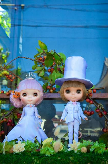 新郎新婦様からのメール 秋の花とスズランのイヤリング サイタブリア様へ_a0042928_1763917.jpg
